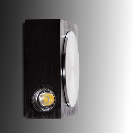 Aplique Mini de Pared 4 LEDs 4W 360Lm 30.000H