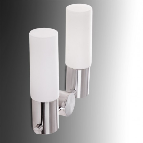 Aplique Mini de Pared 2 LEDs 6W 540Lm 30.000H